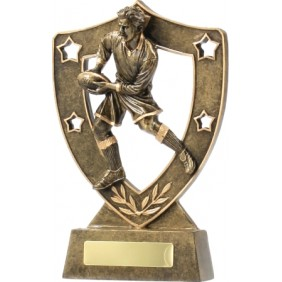 Football Trophy 13739 - Trophy Land