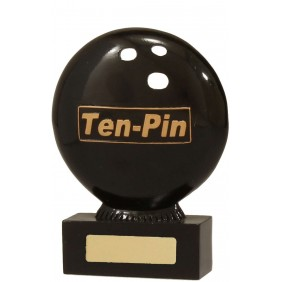 Ten Pin Bowling Trophy 13953A - Trophy Land