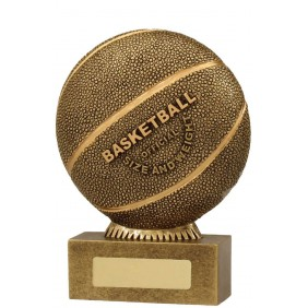 Basketball Trophy 13960A - Trophy Land