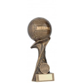 Netball Trophy 15091B - Trophy Land