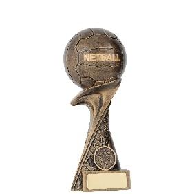 Netball Trophy 15091C - Trophy Land