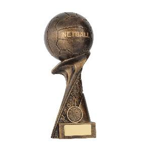 Netball Trophy 15091D - Trophy Land