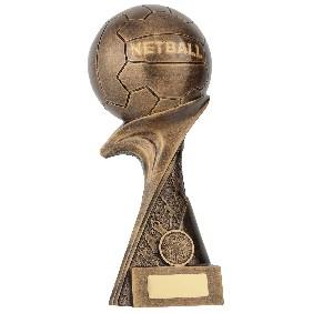Netball Trophy 15091E - Trophy Land