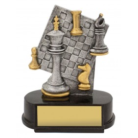 Chess Trophy 15378 - Trophy Land