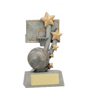 Basketball Trophy 21034B - Trophy Land