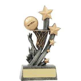 Netball Trophy 21037C - Trophy Land