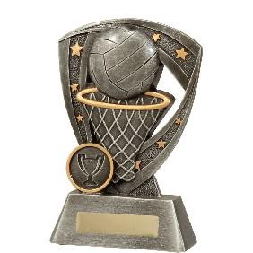 Netball Trophy 23537B - Trophy Land