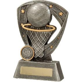 Netball Trophy 23537C - Trophy Land