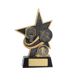 Basketball Trophy 25134B - Trophy Land