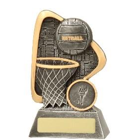 Netball Trophy 28137A - Trophy Land
