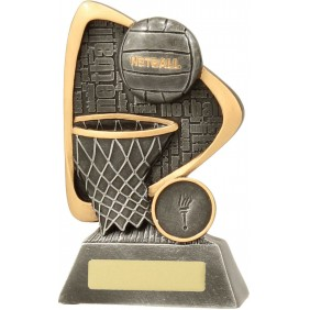 Netball Trophy 28137B - Trophy Land