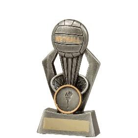 Netball Trophy 28291A - Trophy Land