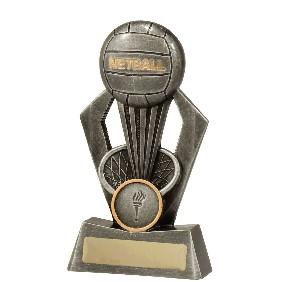 Netball Trophy 28291B - Trophy Land