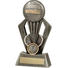 Netball Trophy 28291C - Trophy Land