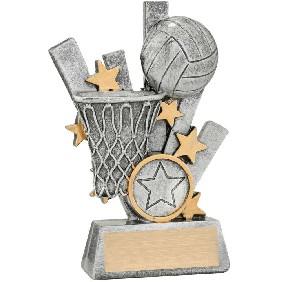 Netball Trophy 28391B - Trophy Land