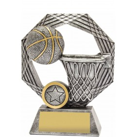 Basketball Trophy 29334B - Trophy Land