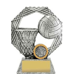 Netball Trophy 29337B - Trophy Land