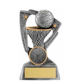 Netball Trophy 29511A - Trophy Land
