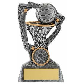 Netball Trophy 29511B - Trophy Land