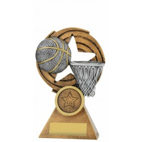 Basketball Trophy 29634A - Trophy Land