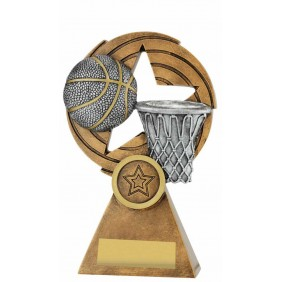 Basketball Trophy 29634B - Trophy Land