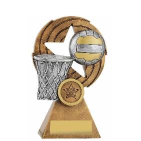 Netball Trophy 29637B - Trophy Land