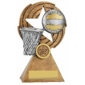 Netball Trophy 29637C - Trophy Land