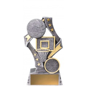 Basketball Trophy 29734A - Trophy Land