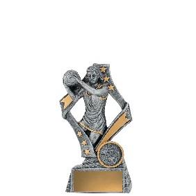 Netball Trophy 29791B - Trophy Land
