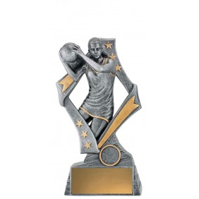 Netball Trophy 29791D - Trophy Land