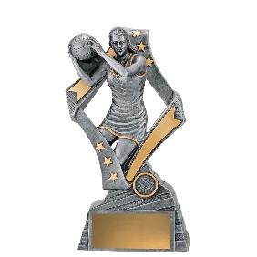 Netball Trophy 29791E - Trophy Land
