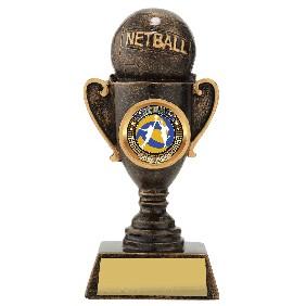 Netball Trophy 30011 - Trophy Land