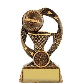 Netball Trophy 30037B - Trophy Land