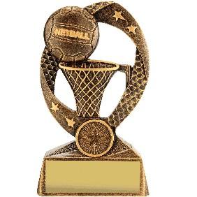Netball Trophy 30037C - Trophy Land