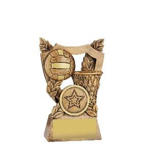 Netball Trophy 30437AA - Trophy Land