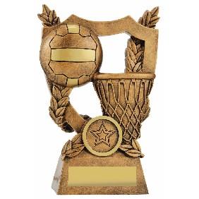 Netball Trophy 30437C - Trophy Land