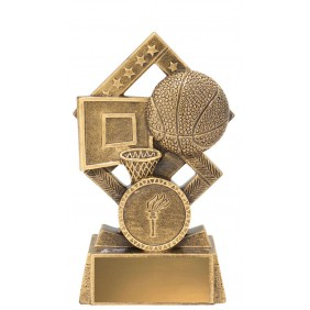 Basketball Trophy 30534A - Trophy Land