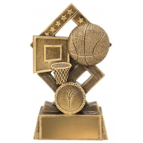 Basketball Trophy 30534B - Trophy Land