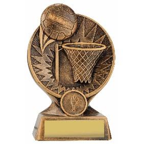 Netball Trophy 31137B - Trophy Land