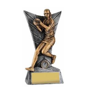 Netball Trophy 31291E - Trophy Land