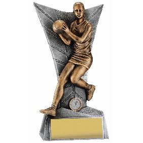 Netball Trophy 31291F - Trophy Land