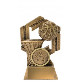 Basketball Trophy 31634A - Trophy Land