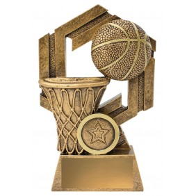 Basketball Trophy 31634C - Trophy Land