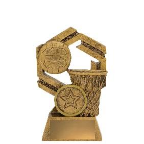 Netball Trophy 31637A - Trophy Land