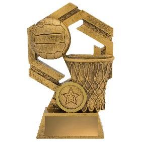 Netball Trophy 31637C - Trophy Land