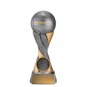 Netball Trophy 31737B - Trophy Land