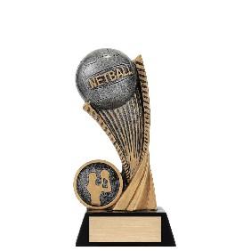 Netball Trophy 32037A - Trophy Land