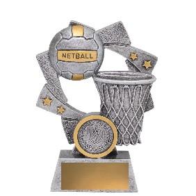 Netball Trophy 32237B - Trophy Land