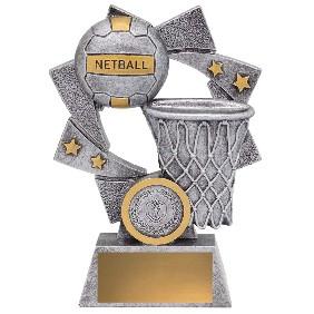 Netball Trophy 32237C - Trophy Land
