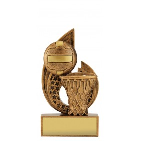 Netball Trophy 32491A - Trophy Land
